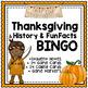 Thanksgiving History Activities