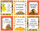 Thanksgiving Holiday Cards - Pack 1
