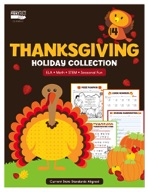 Thanksgiving Holiday Collection, Grade 4