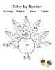Thanksgiving Homework Packet