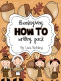 Thanksgiving Writing FREEBIE
