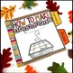 Thanksgiving: How to Make Cornbread Paper Bag Book