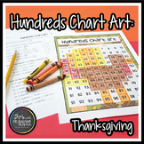 Hundreds Chart Art: Thanksgiving (Mystery Picture)