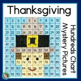 Thanksgiving 100s Chart Activities