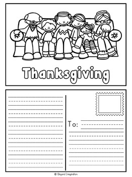 Thanksgiving | 48 Pages for Differentiated Learning + Bonus Pages