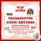 Thanksgiving Iconic Rhythm Activity