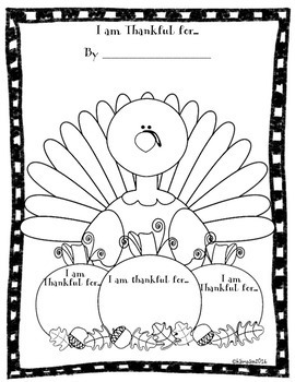 Thanksgiving Activities For First Grade by Sunshine and ...