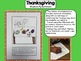 Thanksgiving-Illustrate My Own Reader Informational Text f