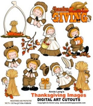Thanksgiving Image Clipart