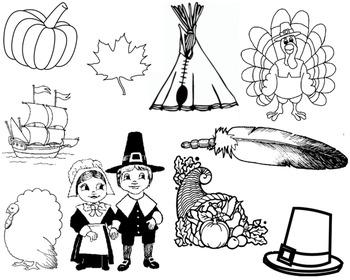 Thanksgiving Images Printable
