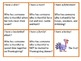 """Thanksgiving Inference Game """"Who has somone who is thankful for..."""" & Coloring"""