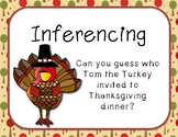 Thanksgiving Inferences