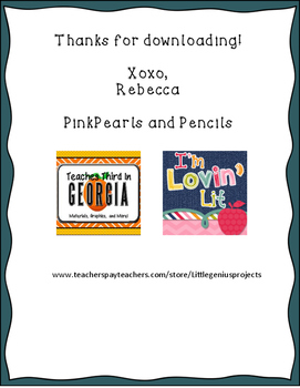 Thanksgiving Informational Reading Passage: History of Black Friday Printable!