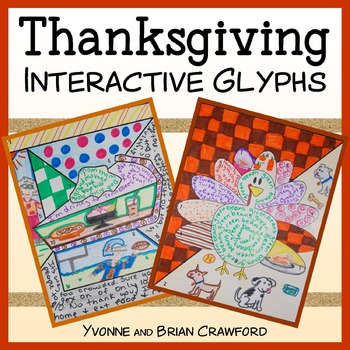 Thanksgiving Interactive Glyphs