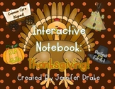 Thanksgiving Interactive Notebook Pack!  ELA, Math, Social Studies & More!