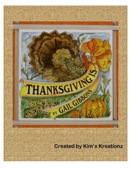 Thanksgiving Is... by Gail Bibbons