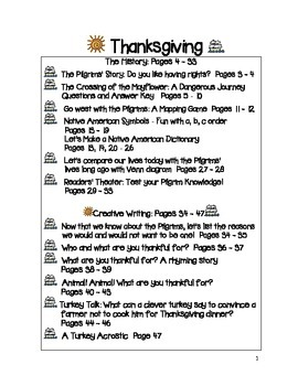Thanksgiving: It's All About the Pilgrims and the Turkeys!