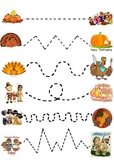 Thanksgiving Join the Dots Worksheet
