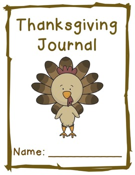 Writing Prompts For Thanksgiving: 25 Cut-And-Paste Writing Prompts