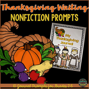 Thanksgiving Writing (Nonfiction)