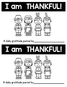 Thanksgiving Journals