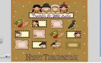 Thanksgiving Jukebox