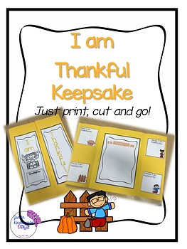 Thanksgiving Keepsake Gift