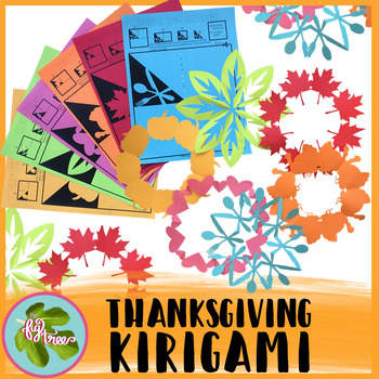Thanksgiving Kirigami