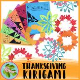 Thanksgiving Kirigami