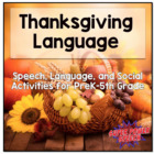 Thanksgiving Language