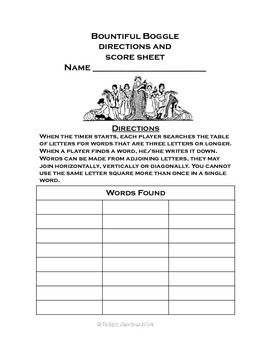 4th/5th/6th Grade Thanksgiving ELA & Math Packet- Perfect for Stations!