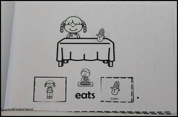 Thanksgiving  Language-Based Packet for Kindergarten