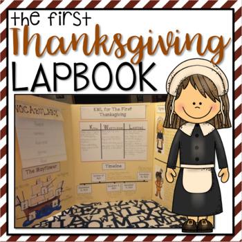 Thanksgiving Lap Book