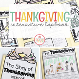 THANKSGIVING INTERACTIVE LAPBOOK