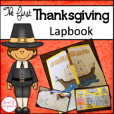 Thanksgiving Lapbook: The First Thanksgiving With Template