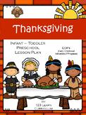 Thanksgiving Lesson Plan
