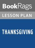 Thanksgiving Lesson Plans