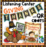 Thanksgiving Listening Center with SafeShare.tv Links and