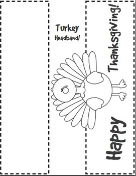 Thanksgiving literacy activ by golden rule design for Thanksgiving craft templates printable