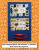 Thanksgiving Literacy Activities Alpha Turkey Beginning Consonant Sounds
