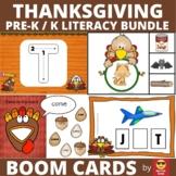 Thanksgiving Literacy BOOM Bundle