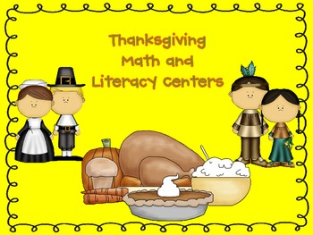 Thanksgiving Literacy Center