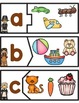Thanksgiving Literacy Centers: Leveled Literacy Bundle for Preschool, PreK & K