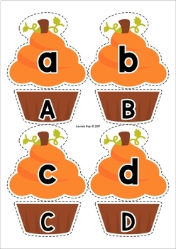 Thanksgiving Literacy Centers for Kindergarten