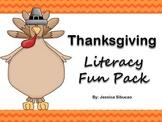 Thanksgiving:  Literacy