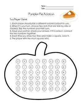 Thanksgiving Literacy, Math & Problem Solving Activities