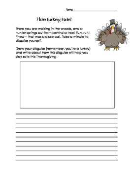 Thanksgiving Literacy, Math & Problem Solving Activities