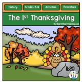 The First Thanksgiving - Thanksgiving Activities & Flip Book