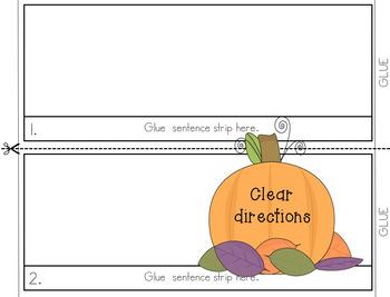 Thanksgiving Literacy Sequencing Activity:Nursery Crimes by Arthur Geisert