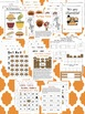 Thanksgiving Literacy and Math Activities  (150 pages; Common Core aligned)